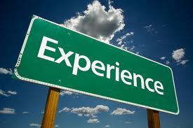 Experience Sharing my Journey in Life